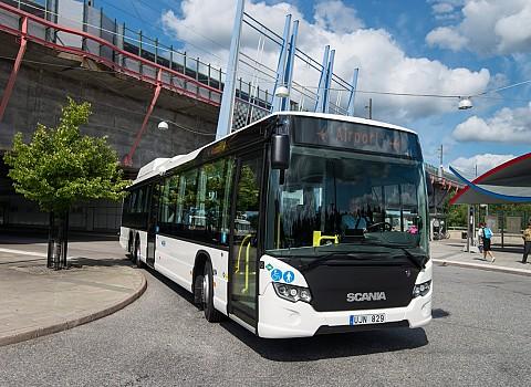 Scania Citywide LE/LF