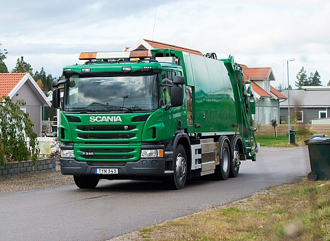 Scania P/G CNG 340