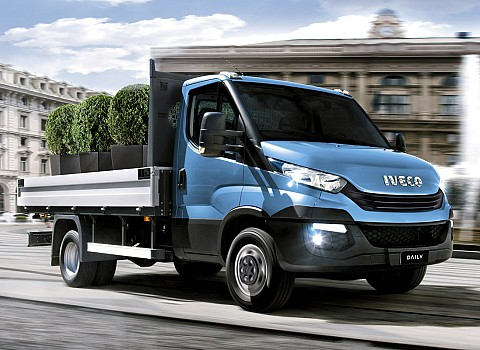 Iveco Daily Natural Power Pritsche
