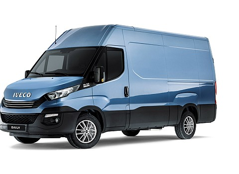 Iveco Daily Natural Power kombi