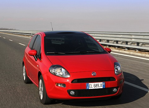 Fiat Punto 1.4 8V Natural Power