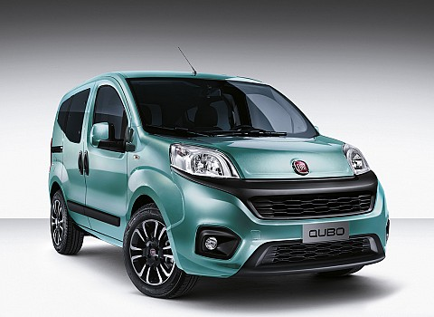 Fiat Qubo 1.4 8V Natural Power