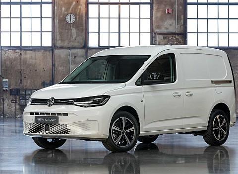 Volkswagen Novi Caddy TGI
