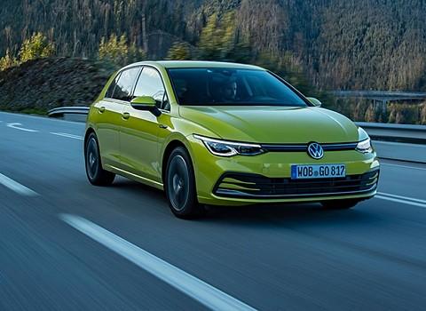 Volkswagen Novi Golf TGI