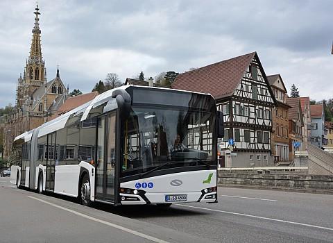 Solaris Urbino CNG