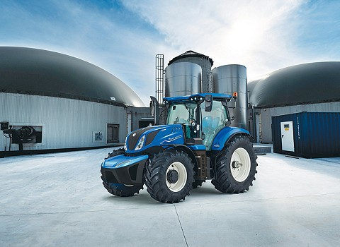 New Holland T6 Methan Power